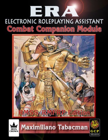 ERA for Rolemaster RMSSFRP Combat Companion Cover