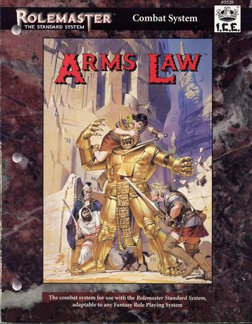 Arms Law Cover