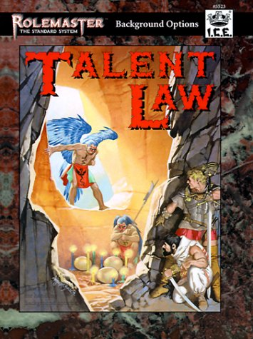 Talent Law Cover