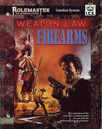 Weapon Law: Firearms Cover