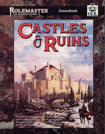 Castles & Ruins Cover