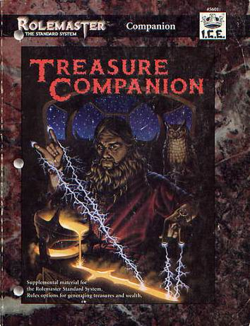 Treasure Companion Cover