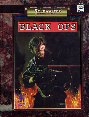 Black Ops Cover