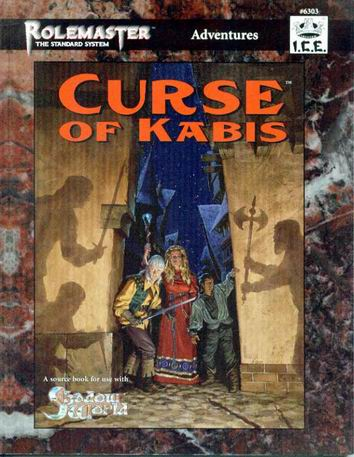 Curse of Kabis (for RMSS) Cover