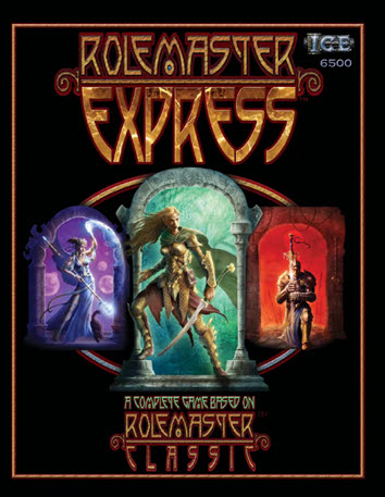 Rolemaster Express Cover