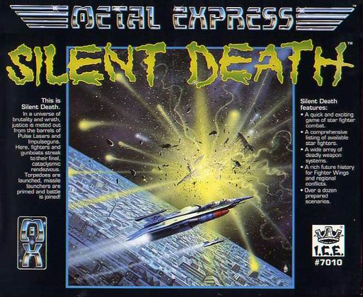 Silent Death Boxed Set Cover