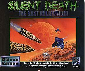 Silent Death The Next Millenium Deluxe Box Set Cover