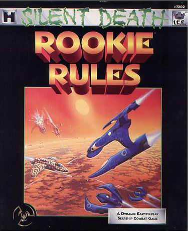Silent Death Rookie Rules Boxed Set Cover