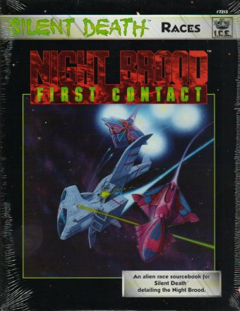 Night Brood: First Contact Cover