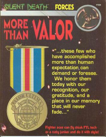 More Than Valor Cover