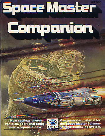 Space Master Companion Cover
