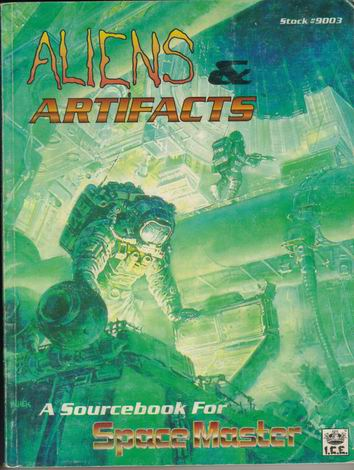 Aliens & Artifacts Cover