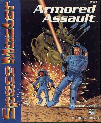 Armored Assault Boxed Set Cover