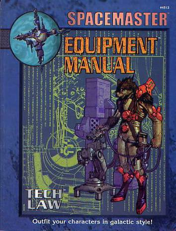 Tech Law: Equipment Manual Cover