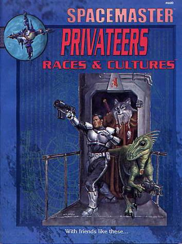 Privateers: Races & Cultures Cover