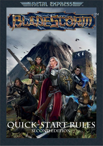 Bladestorm Quick-Start Rules Cover