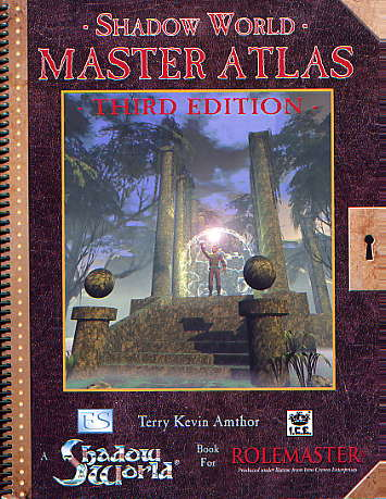 Shadow World Master Atlas, 3rd. Edition Cover