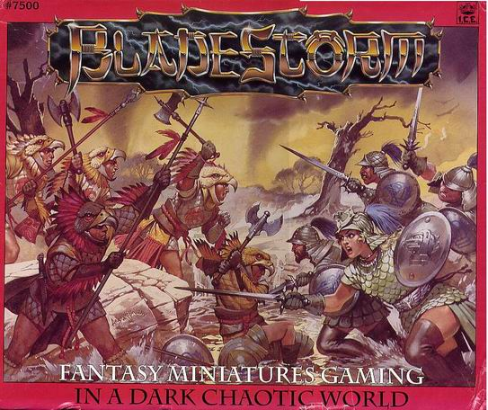 Bladestorm Boxed Set Fantasy Miniatures Gaming Cover