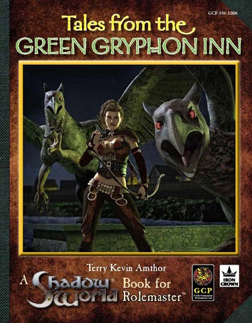 Tales from the Green Gryphon Inn Cover