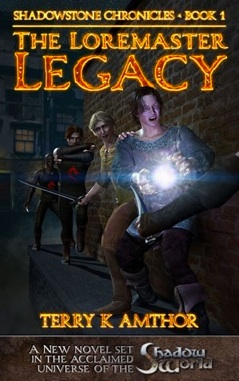 Loremaster Legacy Cover