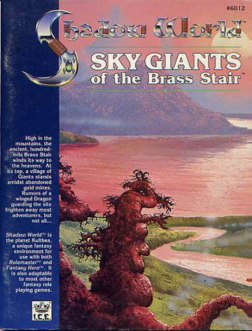 Sky Giants of the Brass Stairs Cover