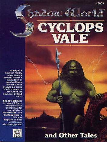 Cyclops Vale and Other Tales Cover