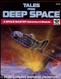 Tales From Deep Space, Perils on the Imperial Frontier Cover