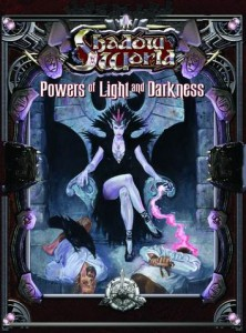 Powers of Light and Darkness Cover